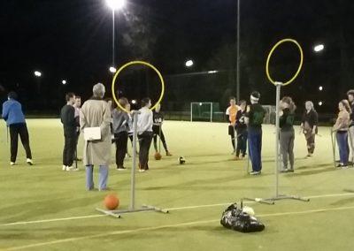 Zwerkballen met de NSSR