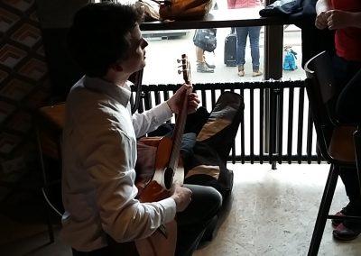 Serenade in de RAGbar als veilingitem van Desda