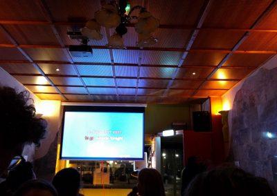 Karaoke bij Combo Mambo van Plica Vocalis